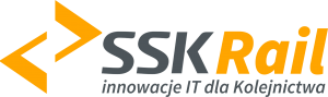 logotyp SSK Rail Sp. z o.o.